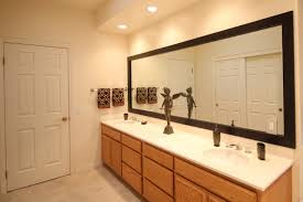 Bathroom Mirror With Storage by Framing A Bathroom Mirror How To Mirrorchic Com