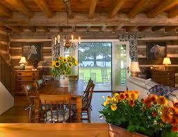 Log Home Decorating Eye For Design Decorating Your Log Home