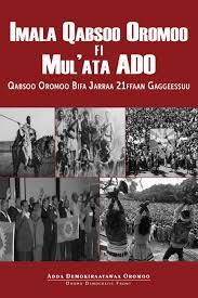 Oromo Flag Oromo Democratic Front