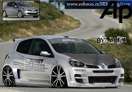 renault 5 tuning photos of renault clio photo tuning renault clio 05 jpg