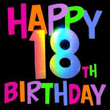 18th Birthday Meme - happy 18th birthday images happy birthday pinterest birthdays