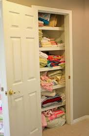 organizing linen closet ideas pinterest home design ideas