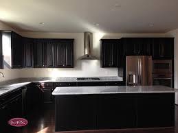 Kitchen Espresso Cabinets Vanmetre Home Level 3 Maple Espresso Cabinet Level 3 Granite