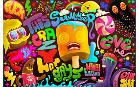 download angry ice cream color wallpaper angry ice cream