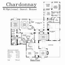house plans with attached guest house 49 fresh home plans with guest house house floor plans concept