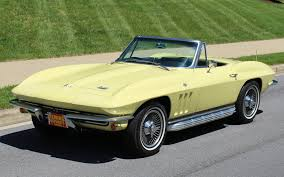 1966 corvette parts for sale 1966 corvette roadster for sale maryland sunfire yellow roadster