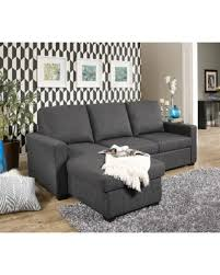 Best Deals On Sectional Sofas Find The Best Deals On Abbyson Newport Upholstered Sofa Storage
