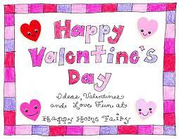 warm happy valentines day mom printable cards card happy