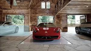 awesome car garages the most awesome garage in the world youtube