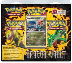 new pokémon tcg dragon vault features a treasure trove of special
