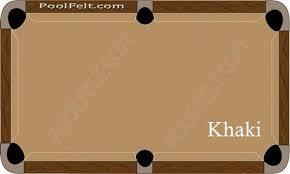 khaki pool table felt chionship 4066 invitational teflon pool table felt poolfelt com
