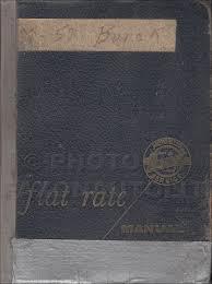 1957 buick owners manual reprint