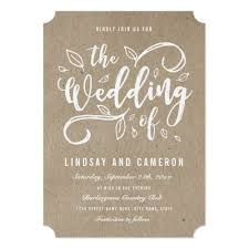 simple wedding invitations best 25 simple wedding invitations ideas on wedding