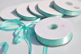 craft ribbon wholesale 100yards blue satin ribbon aqua trim craft wedding