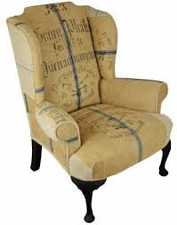 Armchair Back Covers Queen Anne Chair Covers Foter
