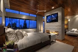 fireplace bedroom desert oasis