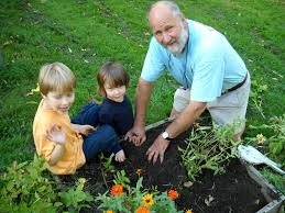 Family In The Garden The Gardening Guy New Hampshire Public Radio