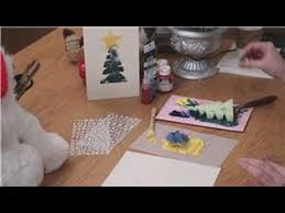 diy christmas cards how to create your own holiday card paper