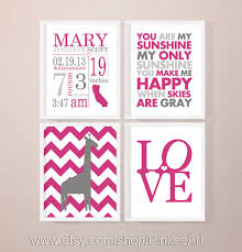 personalize baby gifts wall designs best themed personalized wall for nursery
