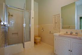 bathroom paint colors with beige tile home painting