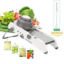 mandoline en cuisine mandoline cuisine professionnelle coupe légumes multifonction
