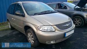 chrysler grand voyager 2 4 2002 technical specifications