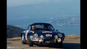 renault alpine a110 rally renault alpine a110