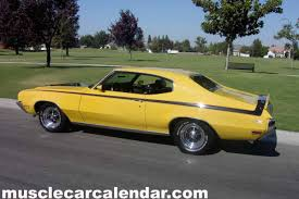 Buick Muscle Cars - huge muscle car pictures of a 1970 buick gsx stage 1 455 hood tach