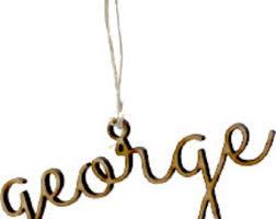 word ornaments etsy