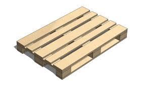 pedana pallet pallet stl step iges solidworks 3d cad model grabcad