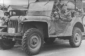 willys quad history