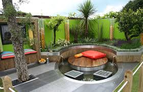 Beautiful Garden Houses Home Design Ideas Also