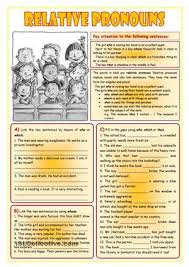 best 25 relative pronouns ideas on pinterest relative clauses