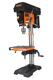 wen 4214 12 inch variable speed drill press amazon com