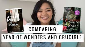 comparing crucible and year of wonders reading and comparing