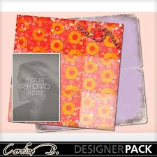8x11 photo album digital scrapbooking kits happy birthday 8x11 album 2 carolnb
