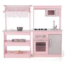 childrens wooden kitchen furniture fao schwarz wooden play kitchen bake shoppe