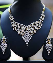 diamond set diamond set jewelry