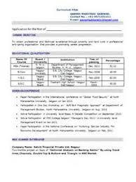 Resume Format For Freshers Pharma Job by Resume Samples For B Pharm Freshers Cover Letter Email