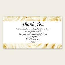 Words For Bridal Shower Invitation Wedding Thank You Wording Bridal Shower Thank You Wording