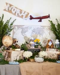 travel themed baby shower best 25 travel baby showers ideas on baggage claim