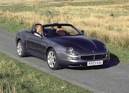 convertible maserati price maserati spyder convertible review 2002 2005 parkers