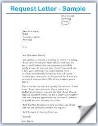 letters of request formatrequest letter sample transfer