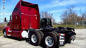 used 2009 kenworth t660 sleeper for sale at liberty kenworth