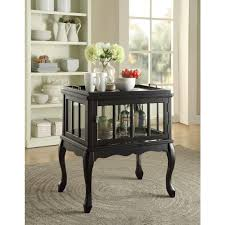 Turquoise Entry Table by Entryway Furniture Furniture The Home Depot