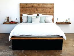 wooden storage bed frame king size wooden storage bed double solid