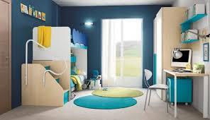 modern teen girls bedroom cool bunk beds for kids with desks