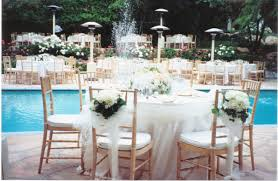 Backyard Wedding Centerpiece Ideas Outdoor And Patio Pool Backyard Wedding Decorations Mixed With