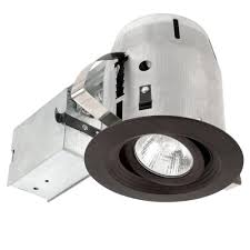 oil rubbed bronze recessed lighting trim upc 842235920520 utilitech bronze with bronze baffle and gimbal