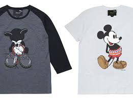 rehacer x disney mickey mouse 7th anniversary t shirts highsnobiety